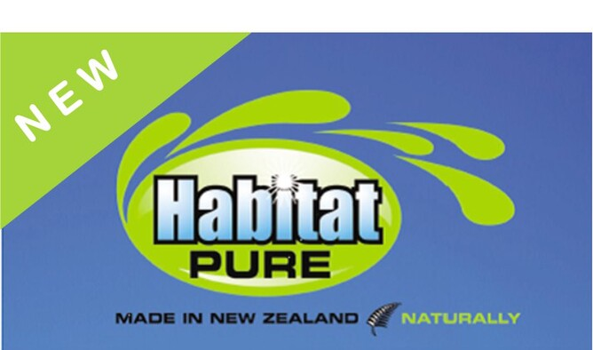 Made in New Zealand, natural toilet waste treatment and odour control.