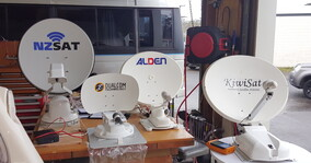 Automatic Satellite Dishes,