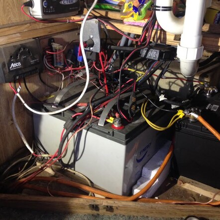 Mobile Home wiring,