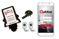 WiTi Anti Theft System and GPS Tracker